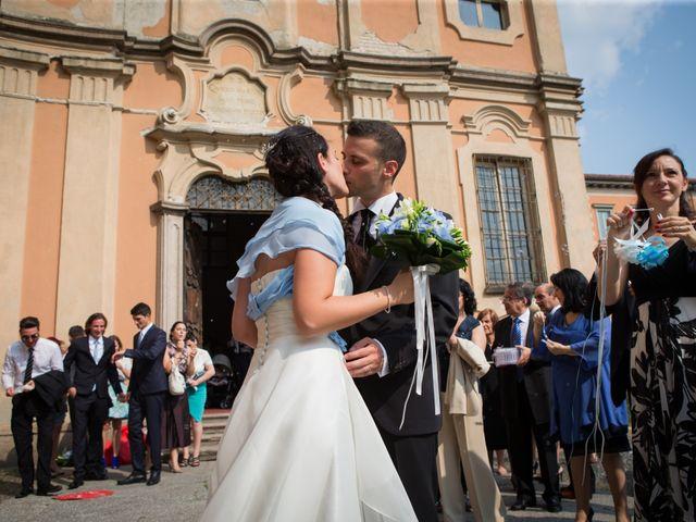 Il matrimonio di Alessandro e Alice a Pavia, Pavia 54