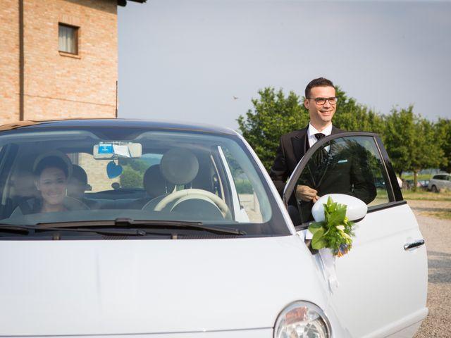 Il matrimonio di Alessandro e Alice a Pavia, Pavia 57