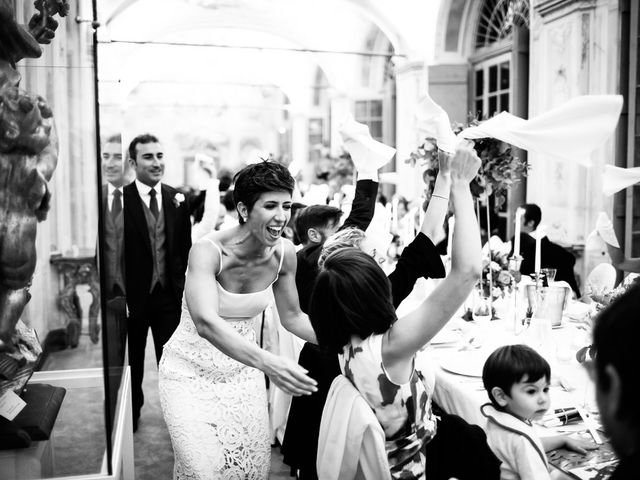Il matrimonio di Gianluca e Alessia a Albissola Marina, Savona 87