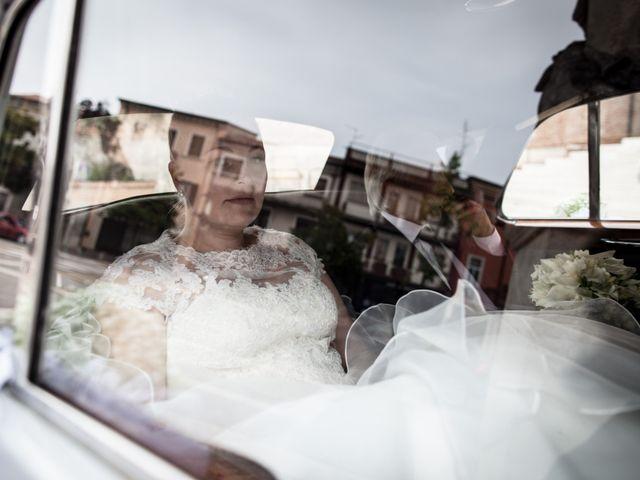 Il matrimonio di Fabio e Yulia a Bovolone, Verona 8