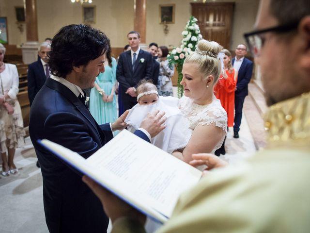 Il matrimonio di Fabio e Yulia a Bovolone, Verona 10