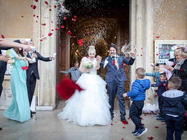 Il matrimonio di Fabio e Yulia a Bovolone, Verona 12