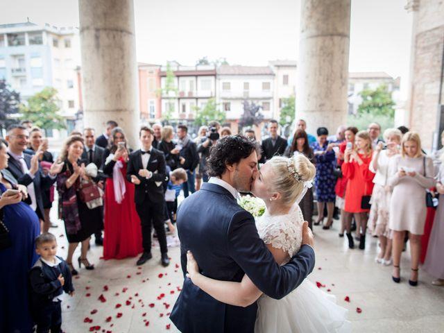 Il matrimonio di Fabio e Yulia a Bovolone, Verona 13