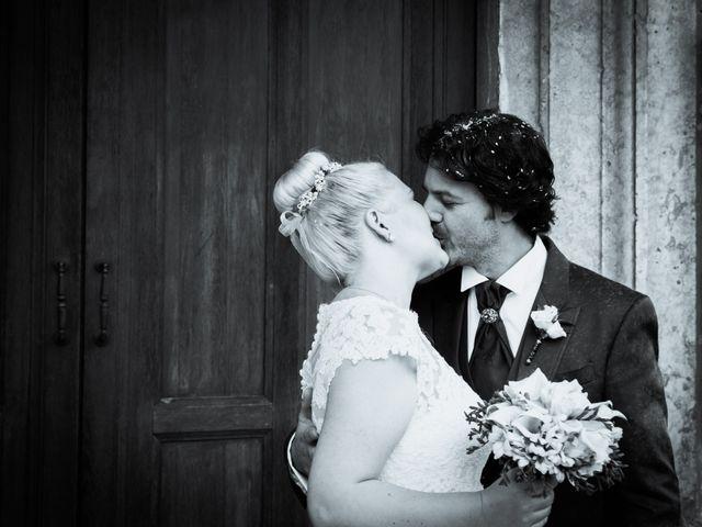 Il matrimonio di Fabio e Yulia a Bovolone, Verona 14