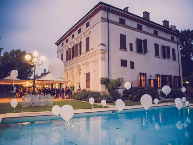 Il matrimonio di Fabio e Yulia a Bovolone, Verona 16