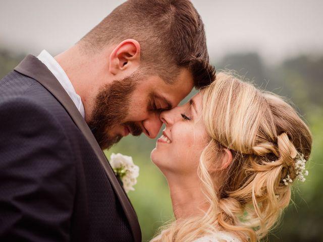 le nozze di Ilaria e Nicolò