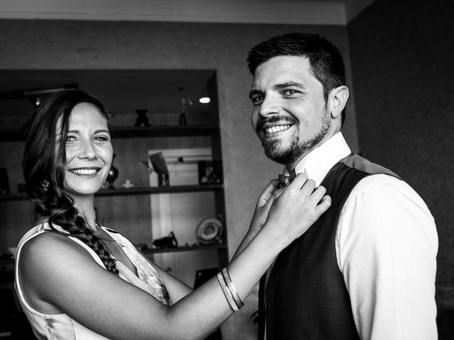 Il matrimonio di Fabio e Simona a Zoagli, Genova 11