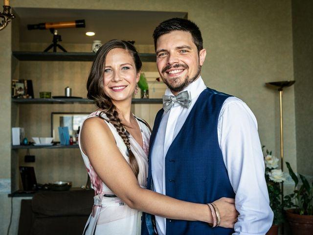 Il matrimonio di Fabio e Simona a Zoagli, Genova 12