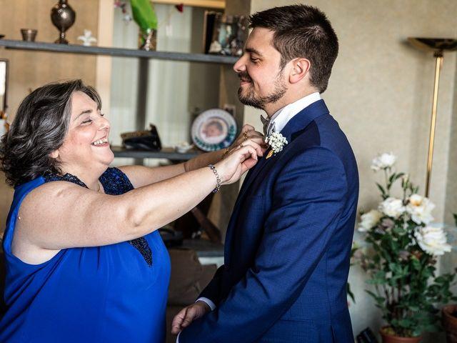 Il matrimonio di Fabio e Simona a Zoagli, Genova 19