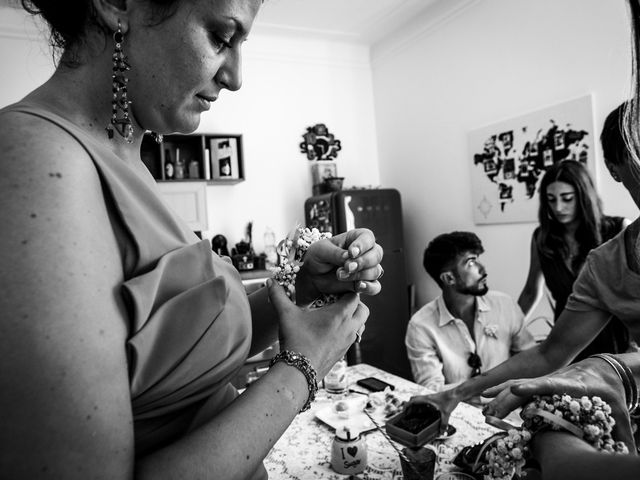Il matrimonio di Fabio e Simona a Zoagli, Genova 35