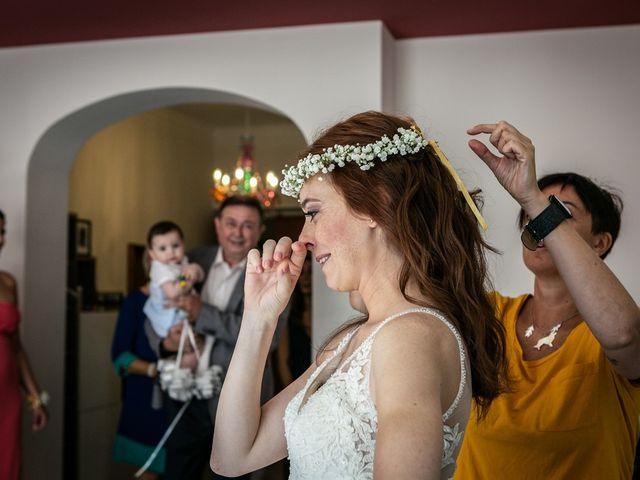 Il matrimonio di Fabio e Simona a Zoagli, Genova 39