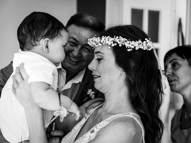 Il matrimonio di Fabio e Simona a Zoagli, Genova 40