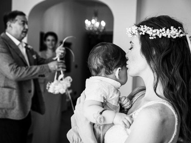 Il matrimonio di Fabio e Simona a Zoagli, Genova 41