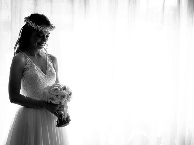 Il matrimonio di Fabio e Simona a Zoagli, Genova 45