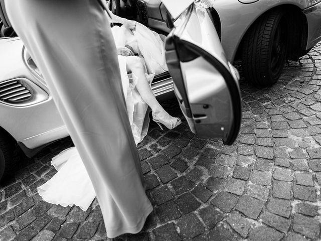 Il matrimonio di Fabio e Simona a Zoagli, Genova 51