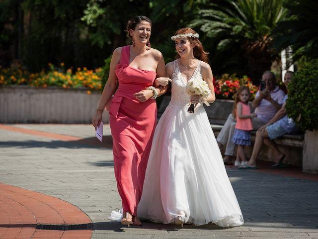 Il matrimonio di Fabio e Simona a Zoagli, Genova 52