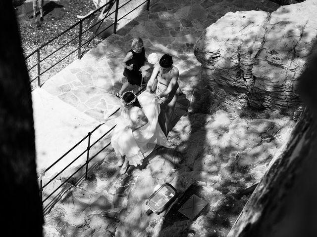 Il matrimonio di Fabio e Simona a Zoagli, Genova 54