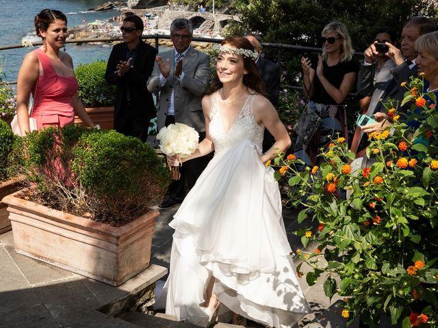 Il matrimonio di Fabio e Simona a Zoagli, Genova 55