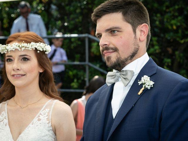 Il matrimonio di Fabio e Simona a Zoagli, Genova 57