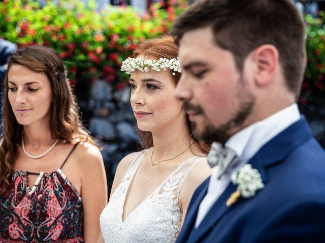 Il matrimonio di Fabio e Simona a Zoagli, Genova 60