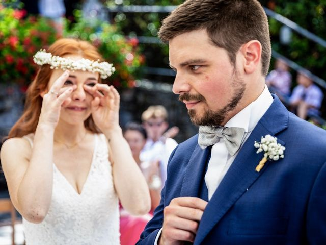 Il matrimonio di Fabio e Simona a Zoagli, Genova 62