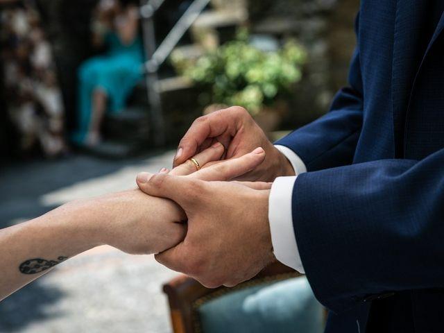 Il matrimonio di Fabio e Simona a Zoagli, Genova 65