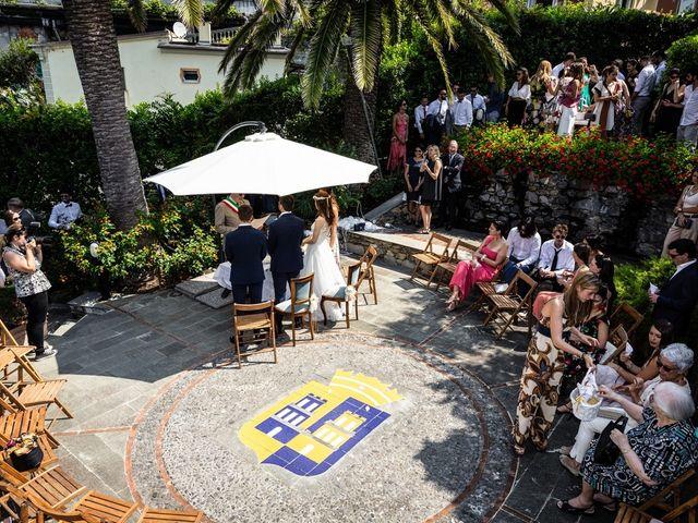 Il matrimonio di Fabio e Simona a Zoagli, Genova 69