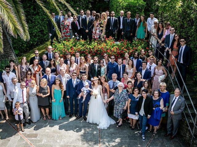 Il matrimonio di Fabio e Simona a Zoagli, Genova 73