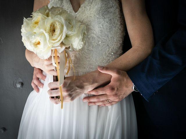 Il matrimonio di Fabio e Simona a Zoagli, Genova 76
