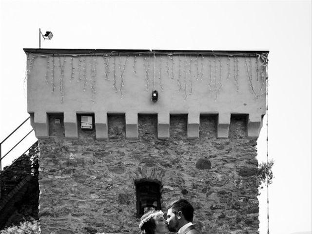 Il matrimonio di Fabio e Simona a Zoagli, Genova 77
