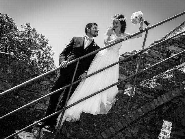 Il matrimonio di Fabio e Simona a Zoagli, Genova 79