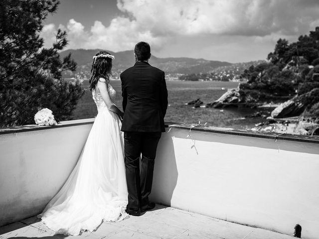 Il matrimonio di Fabio e Simona a Zoagli, Genova 80