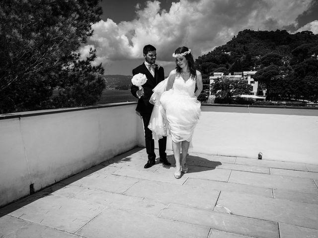 Il matrimonio di Fabio e Simona a Zoagli, Genova 82