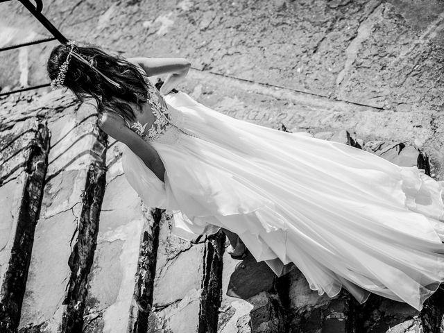 Il matrimonio di Fabio e Simona a Zoagli, Genova 87