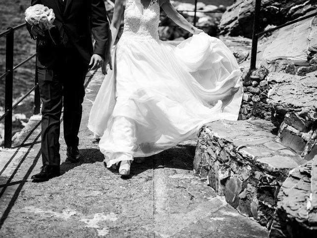 Il matrimonio di Fabio e Simona a Zoagli, Genova 88