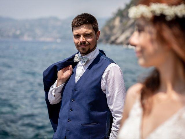 Il matrimonio di Fabio e Simona a Zoagli, Genova 96