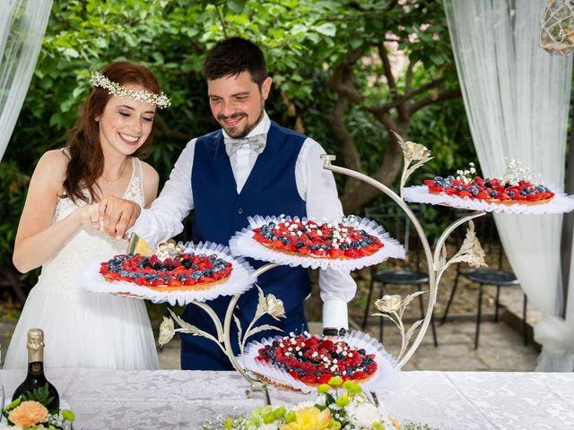 Il matrimonio di Fabio e Simona a Zoagli, Genova 109