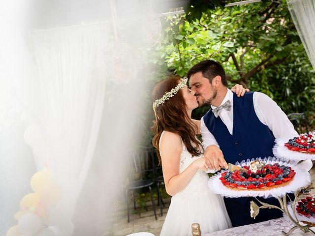 Il matrimonio di Fabio e Simona a Zoagli, Genova 110