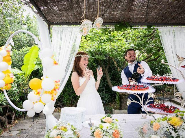 Il matrimonio di Fabio e Simona a Zoagli, Genova 111