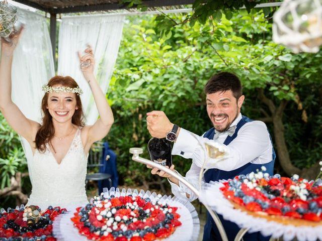 Il matrimonio di Fabio e Simona a Zoagli, Genova 112