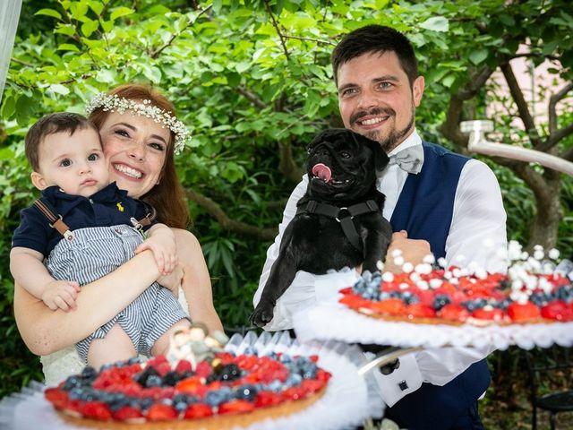 Il matrimonio di Fabio e Simona a Zoagli, Genova 115