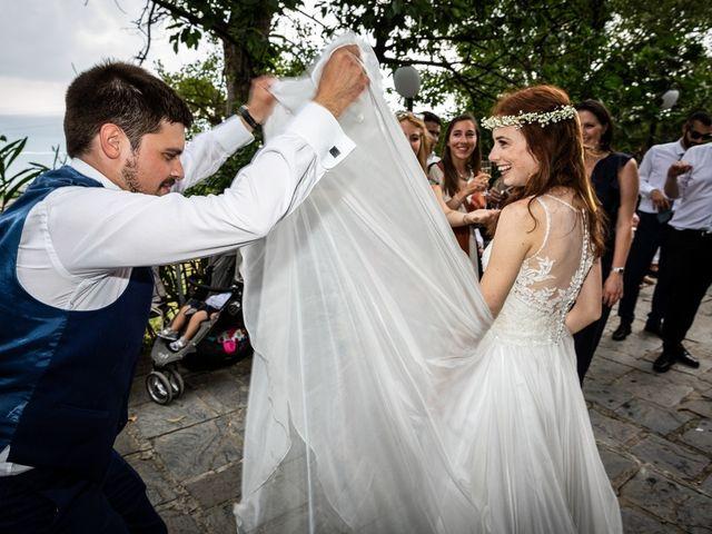 Il matrimonio di Fabio e Simona a Zoagli, Genova 118