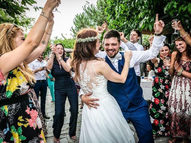 Il matrimonio di Fabio e Simona a Zoagli, Genova 119