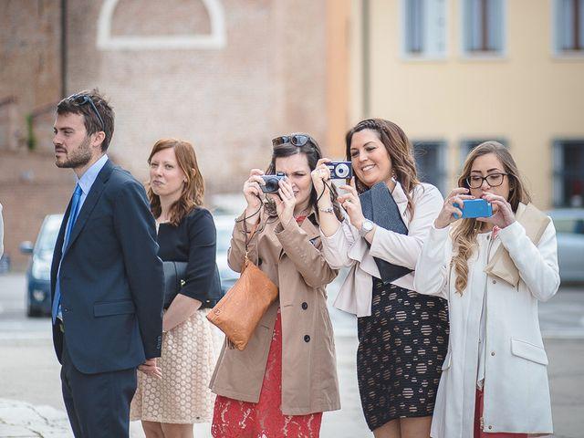 Il matrimonio di Stefano e Laura a Verona, Verona 30