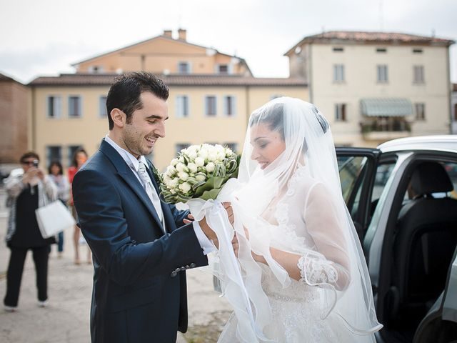 Il matrimonio di Stefano e Laura a Verona, Verona 33