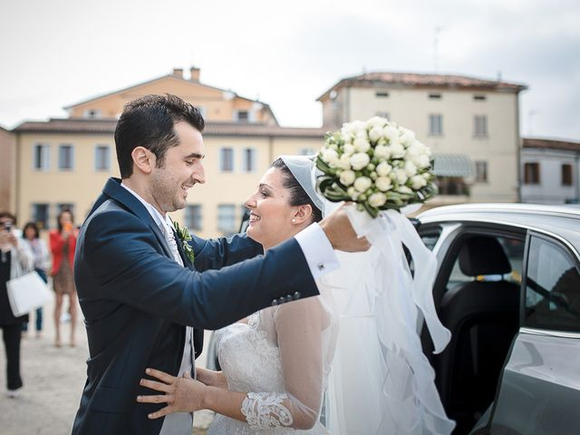 Il matrimonio di Stefano e Laura a Verona, Verona 34