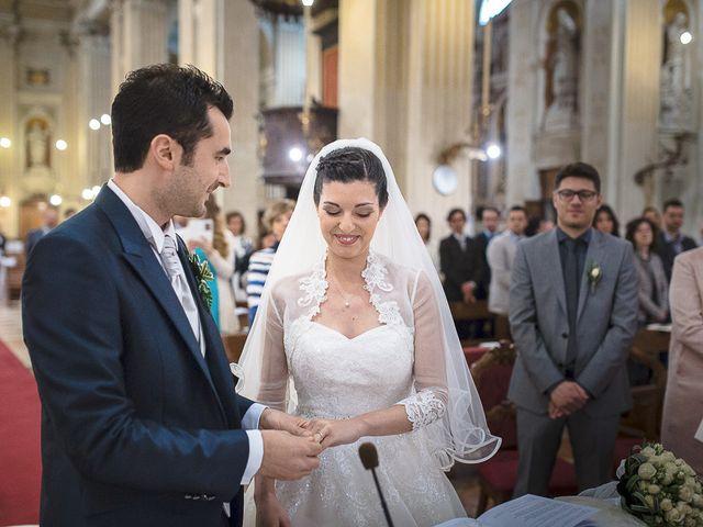 Il matrimonio di Stefano e Laura a Verona, Verona 43