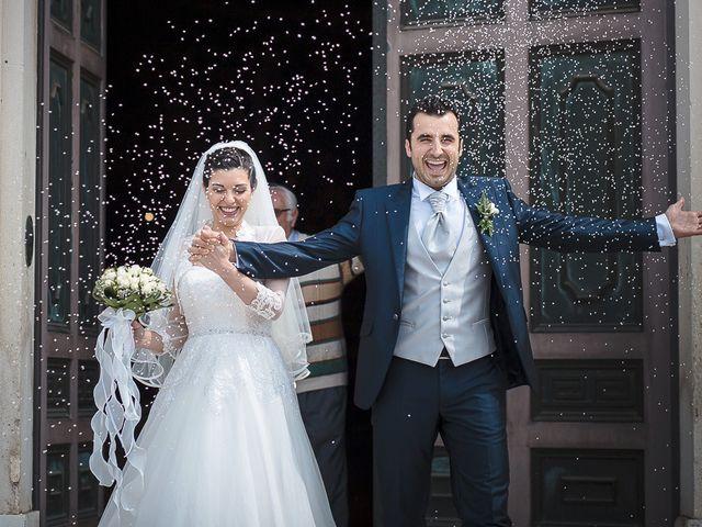 Il matrimonio di Stefano e Laura a Verona, Verona 51