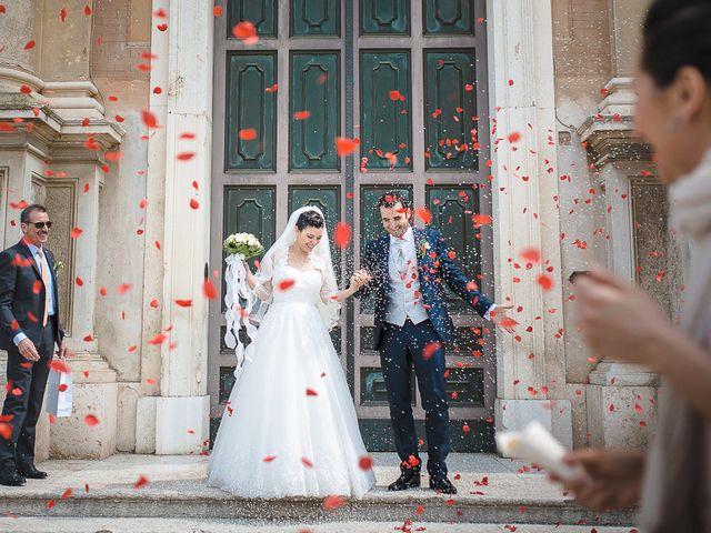 Il matrimonio di Stefano e Laura a Verona, Verona 53