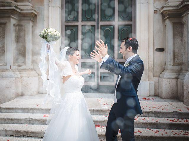 Il matrimonio di Stefano e Laura a Verona, Verona 54